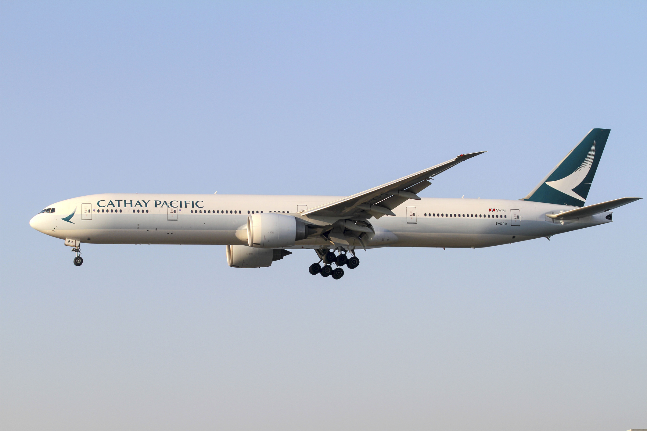 Cathay Pacific Boeing 777
