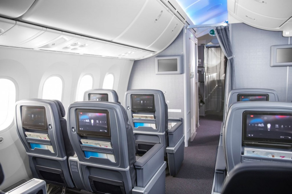 Us Carrier Launches Premium Economy On Syd Lax Travel Weekly