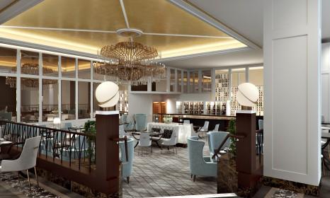 Cordis Lobby Lounge