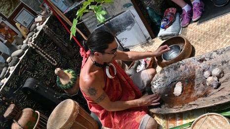 Poi making (HTO-Travel Associates famil)