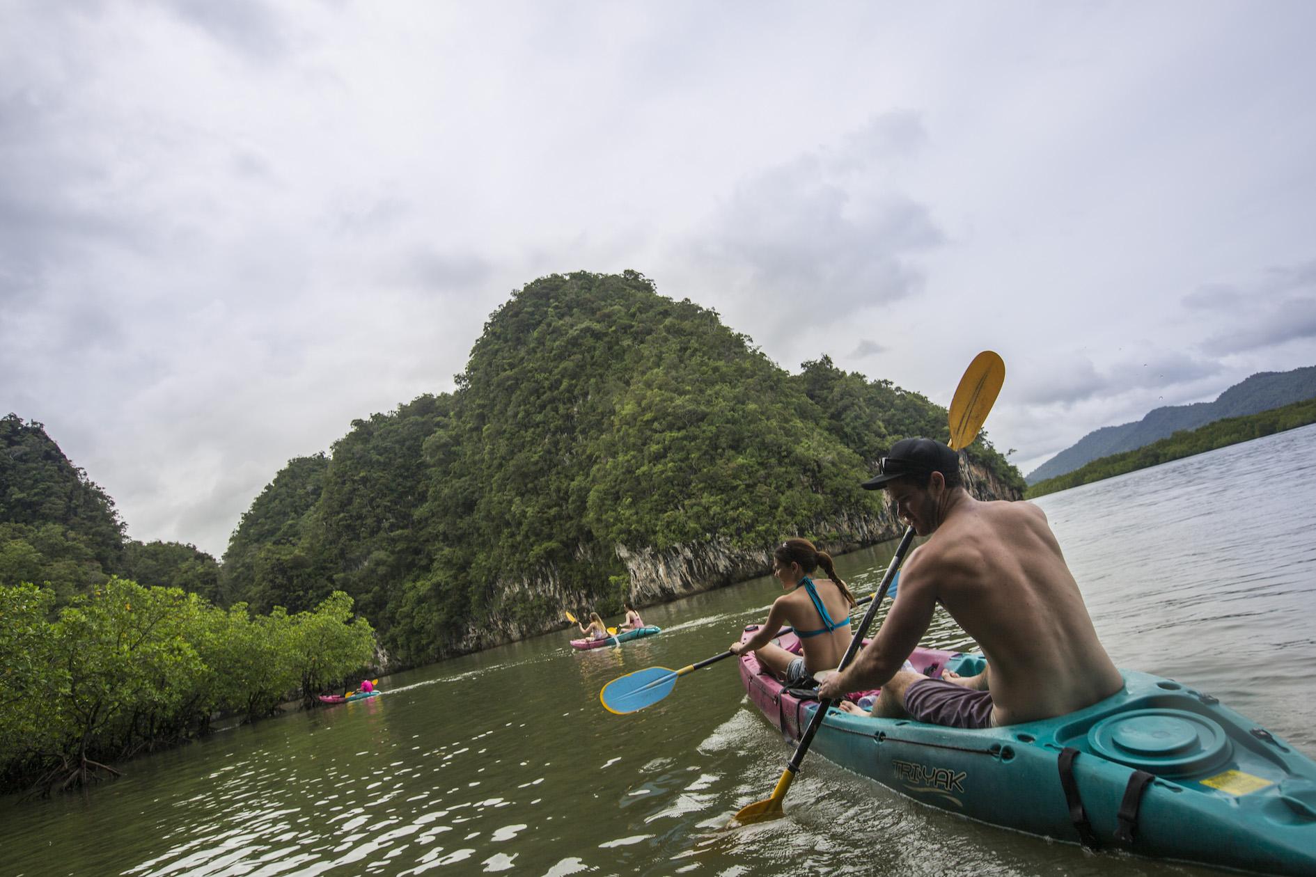 Thailand Krabi Kayaking Mangrove Ocean Travellers-Shereen Mroueh 2013-HN1A8202 Lg RGB