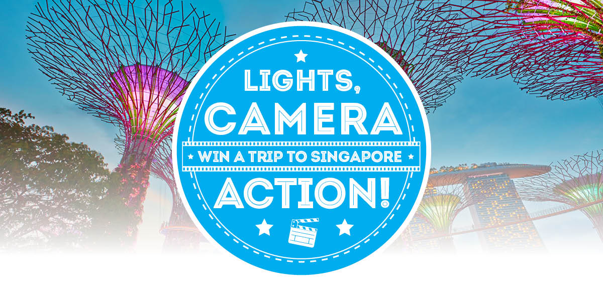 Singapore tourism competition