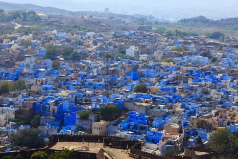 Jodhpur is the second largest city in the Indian state of Rajasthan and it is also referred to as the Blue City due to the blue-painted houses around the Mehrangarh Fort.