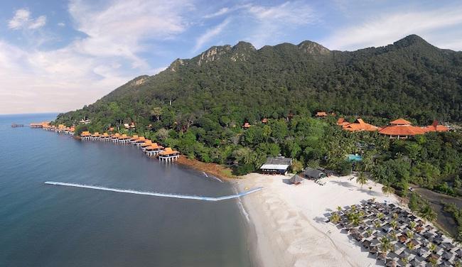 Berjaya-Langkawi-Resort-Resort Aerial View