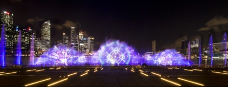Spectra Light and Water Show_Credit Marina Bay Sands