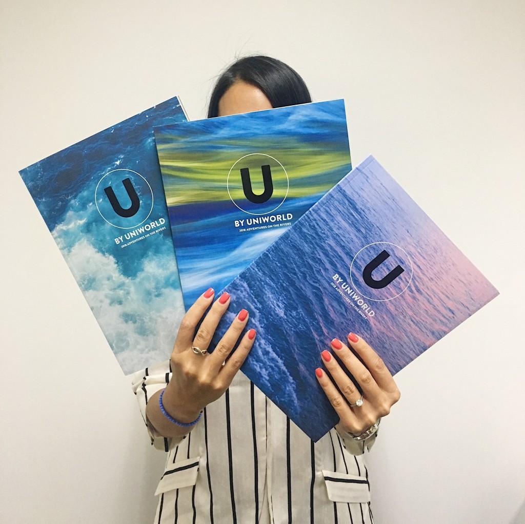 U by Uniworld - Three Brochures