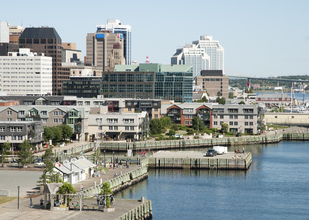 Halifax City Promenade
