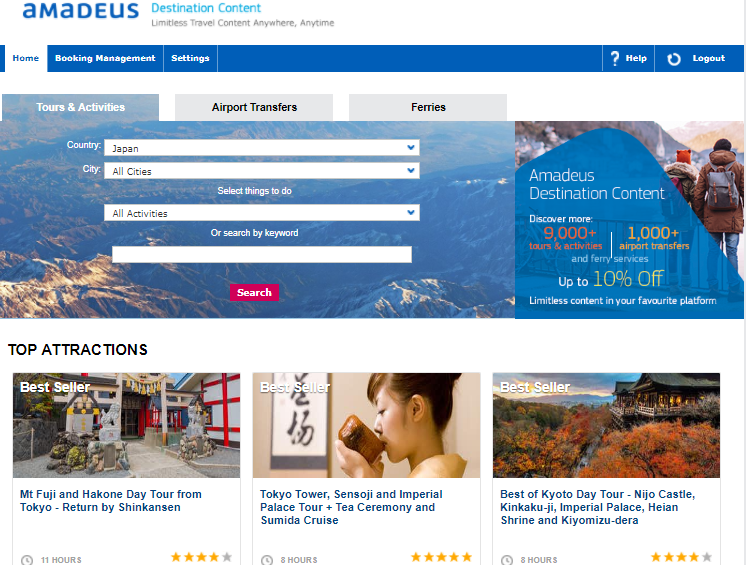 170710 Amadeus - ADC Homepage tours