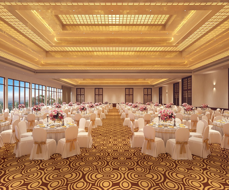 Anantara Kalutara Resort - Ballroom - low res rendering