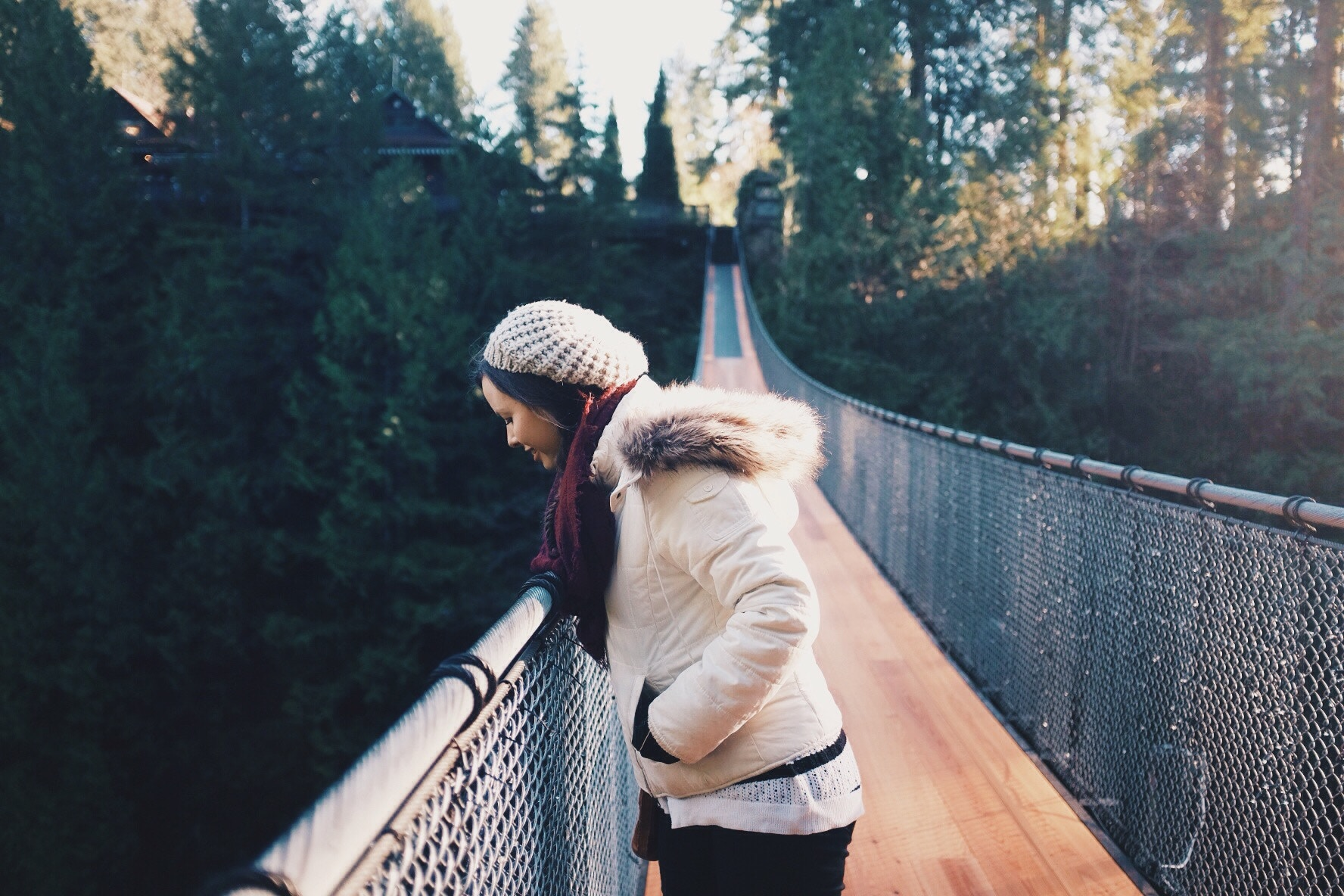 Capilano Suspension Bridge_photographer Isaac Viglione