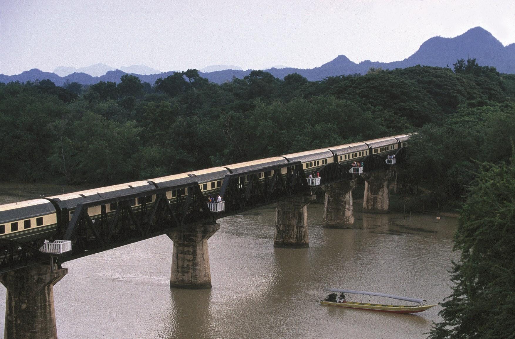 Eastern Oriental Express train