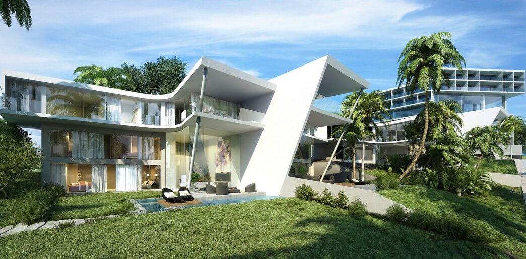 LUX Bodrum Architecture