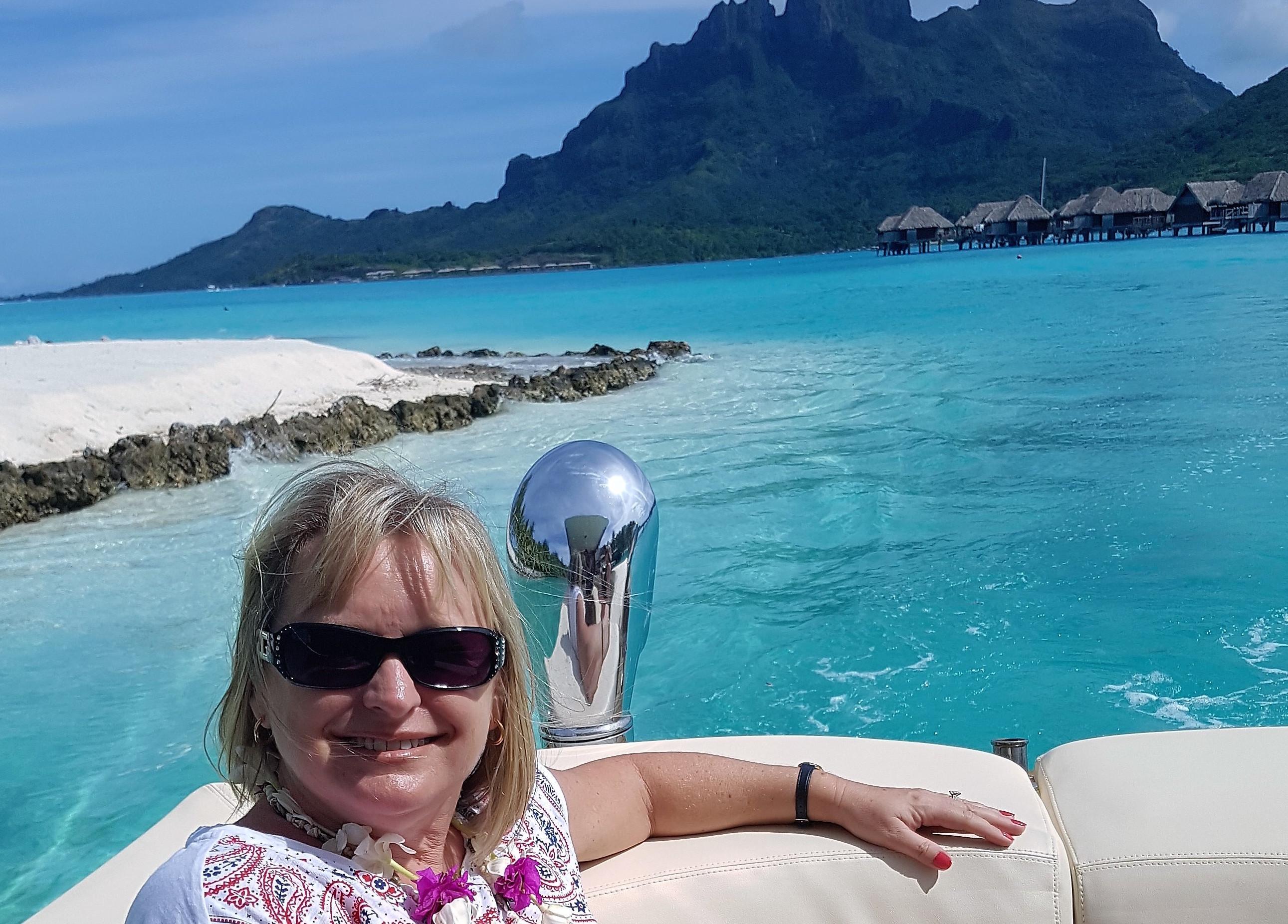 MTA - Jukie Evans - Four Seasons Bora Bora June 2017