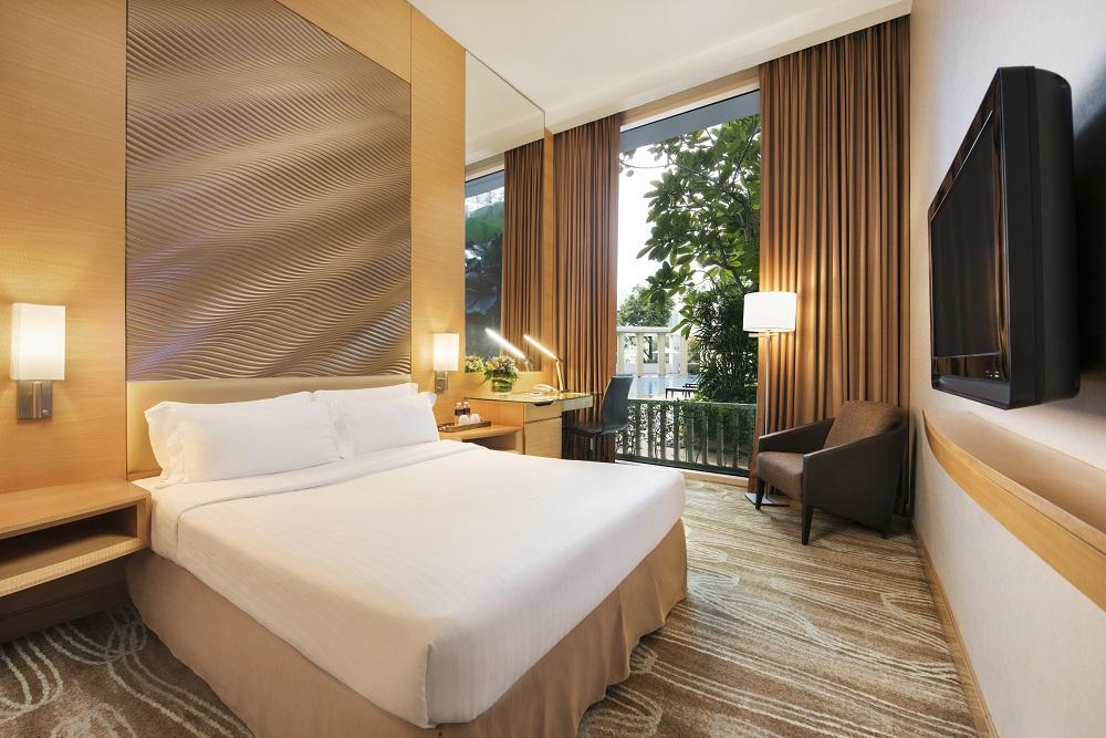 Park Hotel Clarke Quay_Superior room