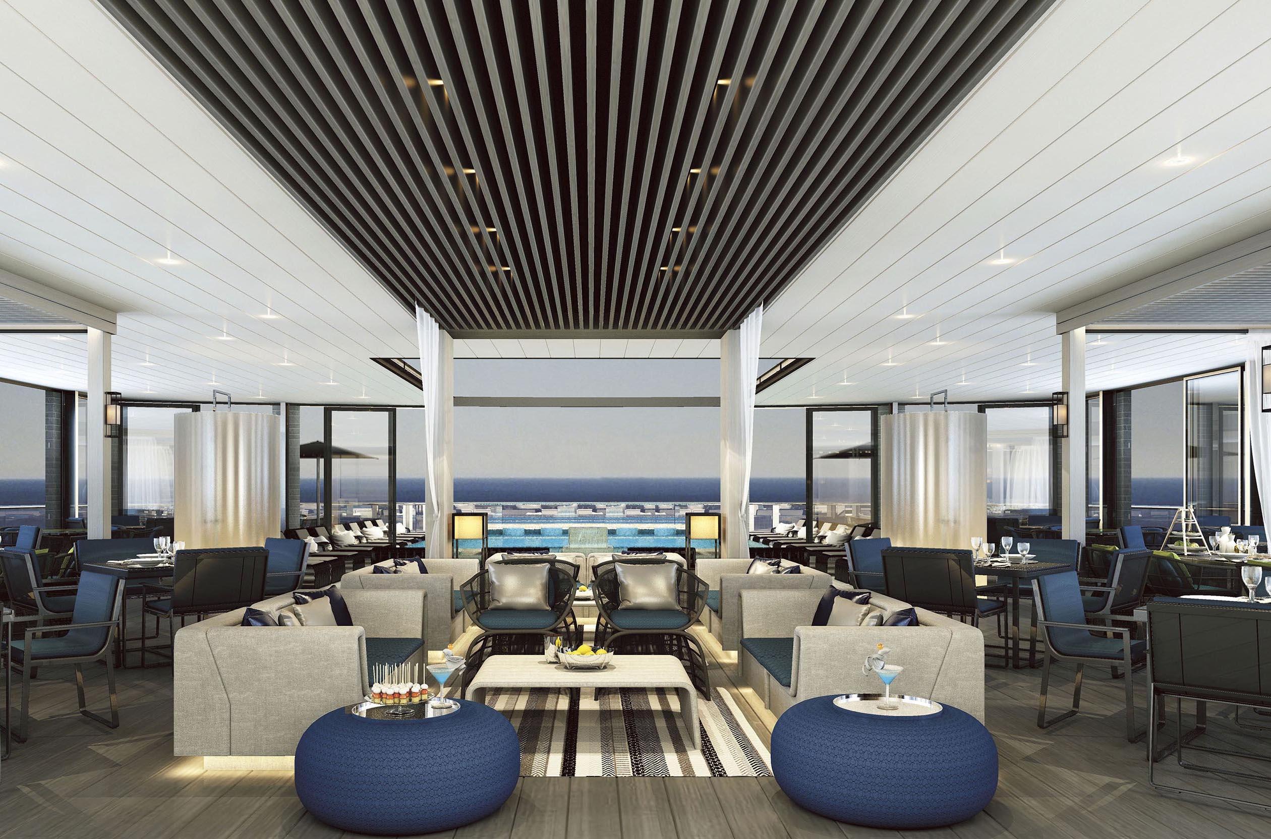 Scenic Eclipse Yacht Club