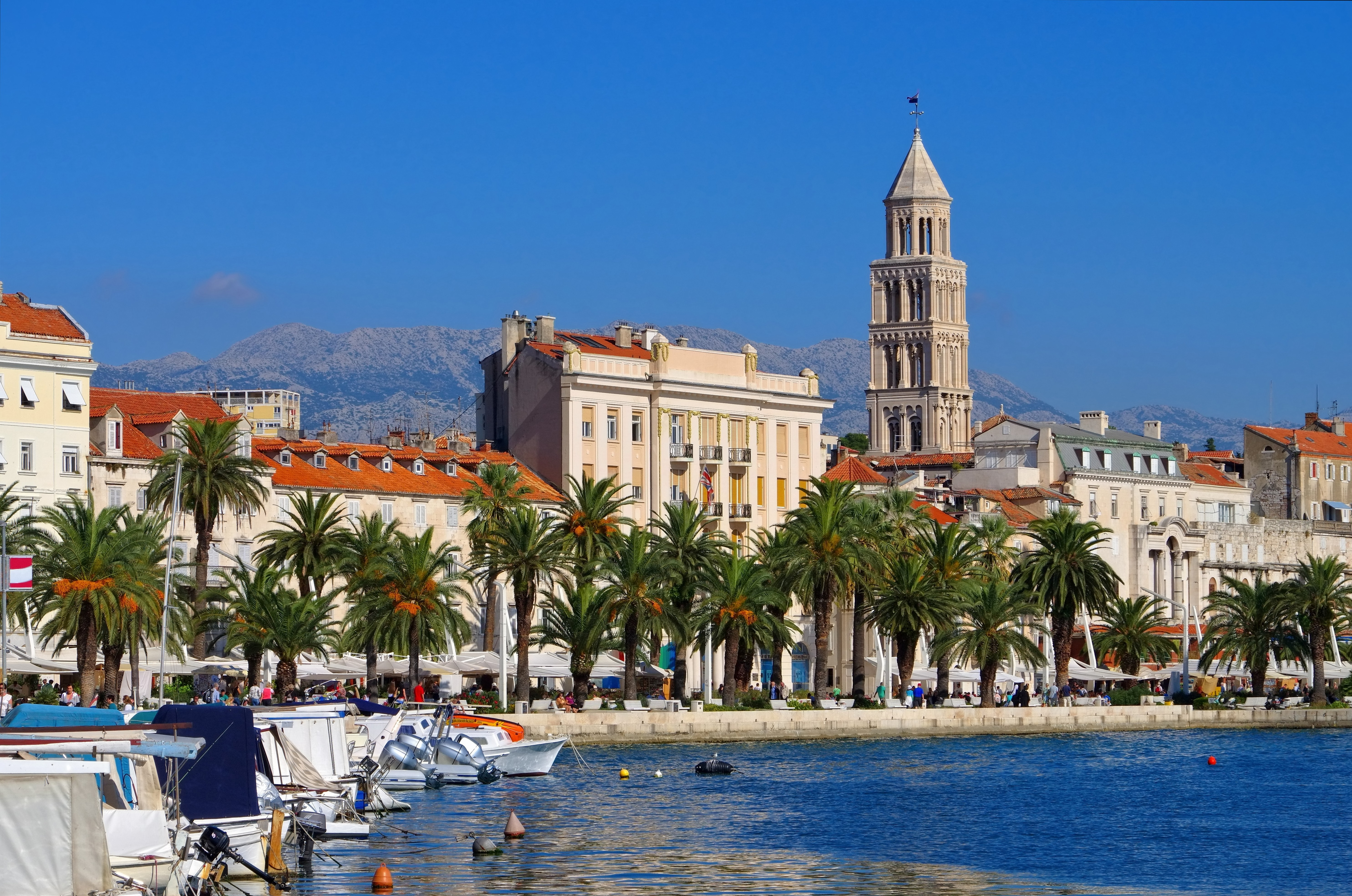 Split in Dalmatia