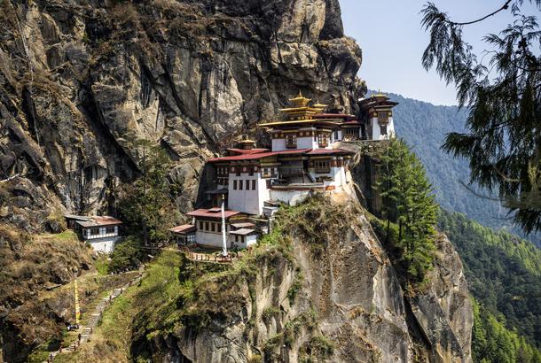 Tigers-Nest-Monastery-in-Bhutan