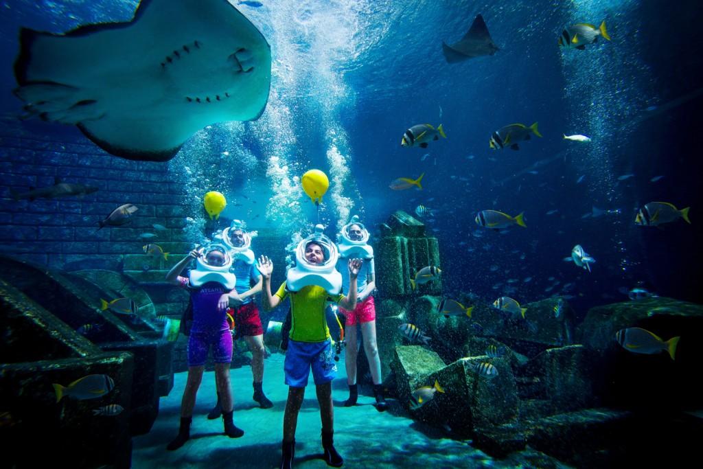 Atlantis AquaTrek