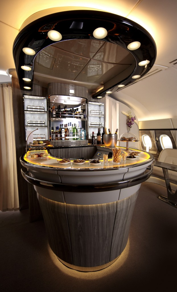 Emirates celebrates 9 years of the A380 service as newly revamped Onboard Lounge takes to the skies_2