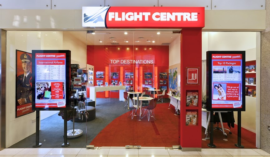 Image result for FLIGHT CENTRE ATTRIBUTES STRONG HALF-YEARLY RESULTS TO BUSINESS TRAVEL AND INTERNATIONAL MARKETS