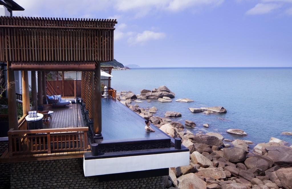 InterContinental Danang Sun Peninsula Resort - private pool