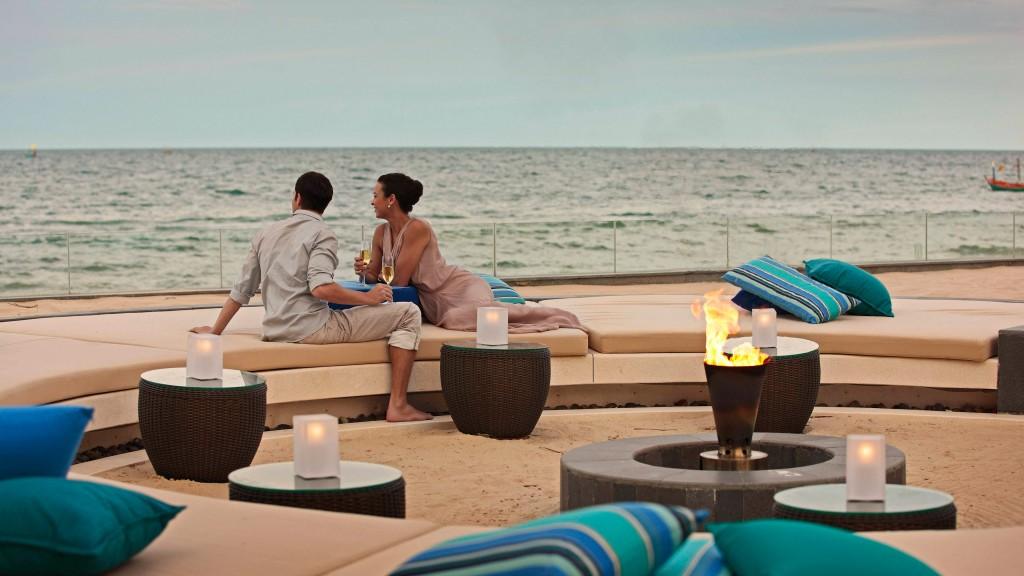 InterContinental Hua Hin Resort - Guest Patio