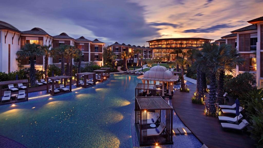 InterContinental Hua Hin Resort - Swimming Pool