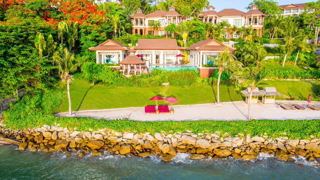 InterContinental Pattaya Resort - Oceanfront Villa 2 Bedroom_image A