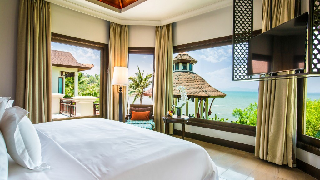 InterContinental Pattaya Resort - Oceanfront Villa 2 Bedroom_image B
