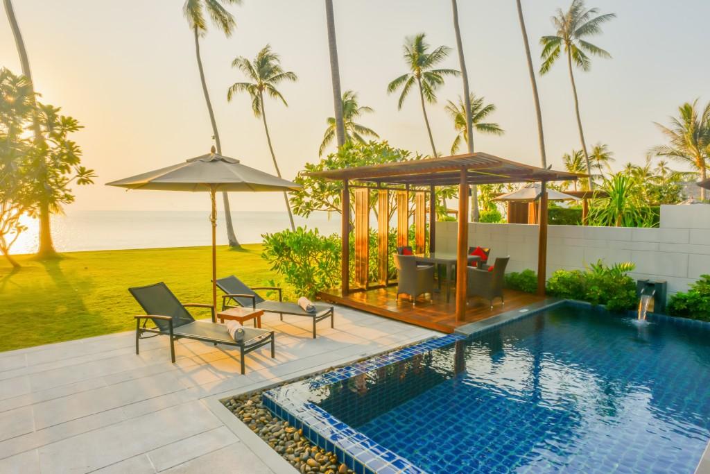 InterContinental Samui Baan Taling Ngam Resort - Club Beachfront Pool Villa