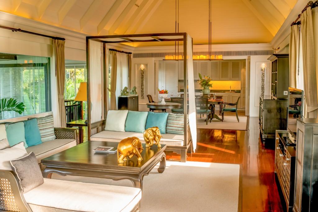 InterContinental Samui Baan Taling Ngam Resort - Club Napa Reserve Three Bedroom Residence Villa