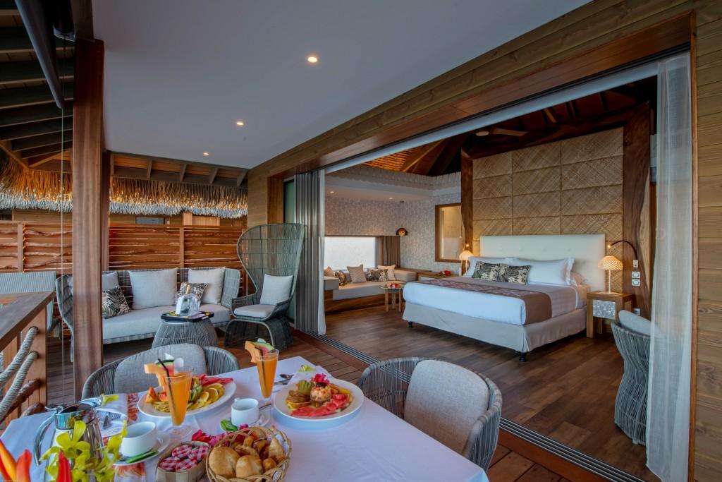 InterContinental Tahiti Resort & Spa - Overwater Motu Villa Suite