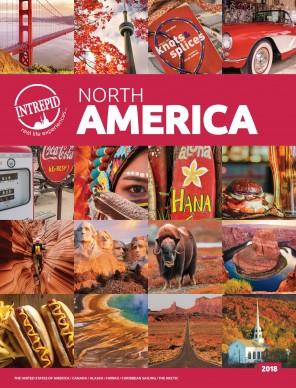 Intrepid North America brochure cover