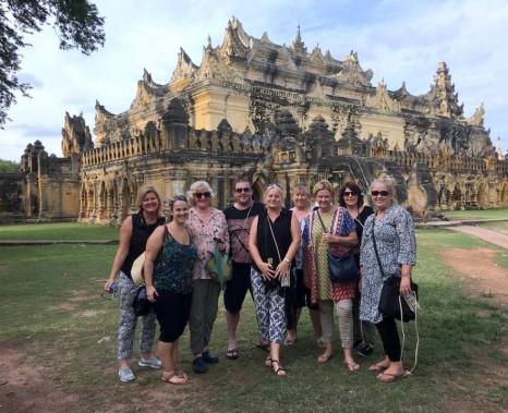 MTA - Myanmar Study Tour August 2017