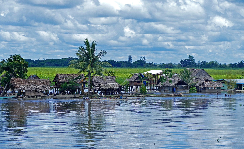 PNG - Angoram Sepik River