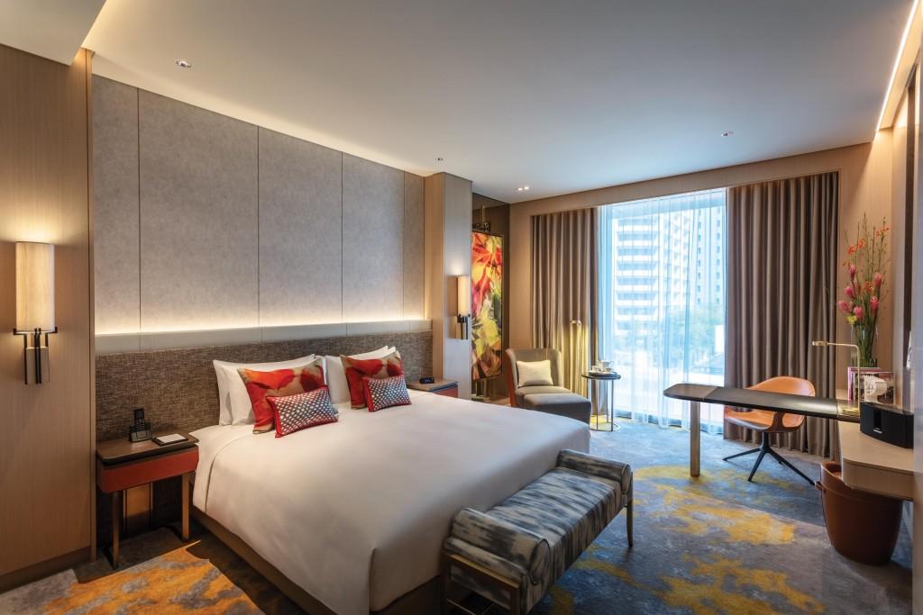Sofitel Singapore City Centre - Luxury Room