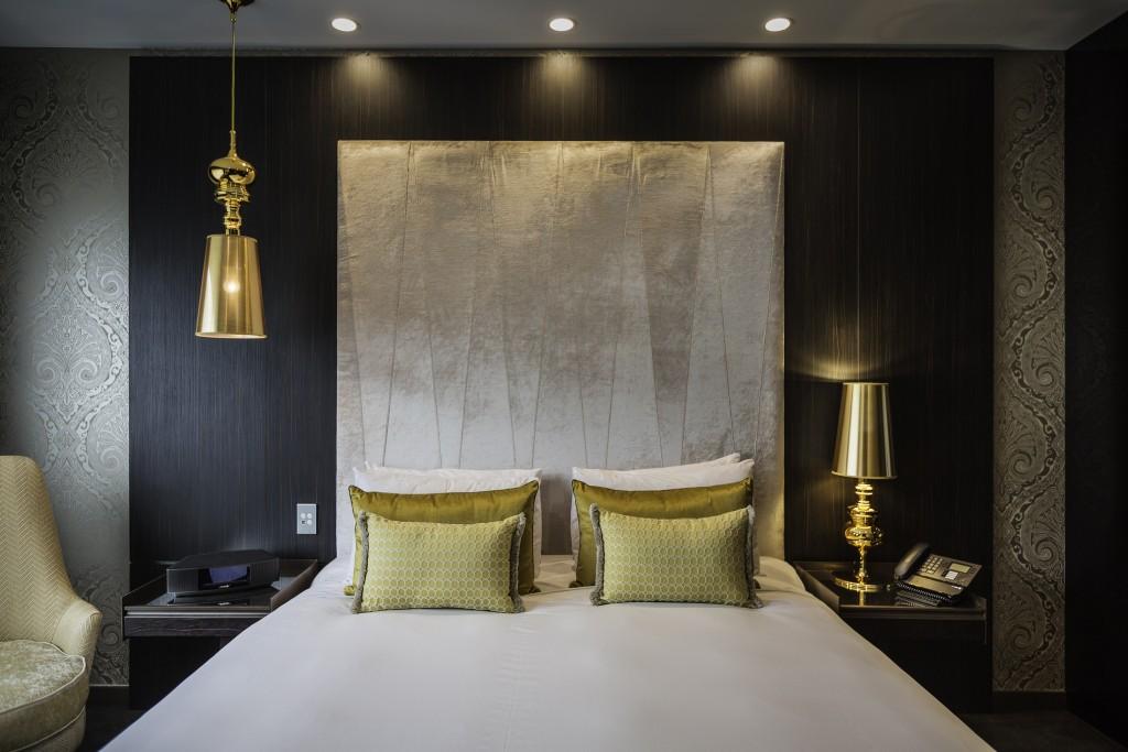 Sofitel Wellington - room