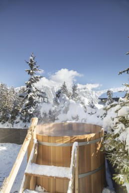 Suite Ski Piste - Hot Tub
