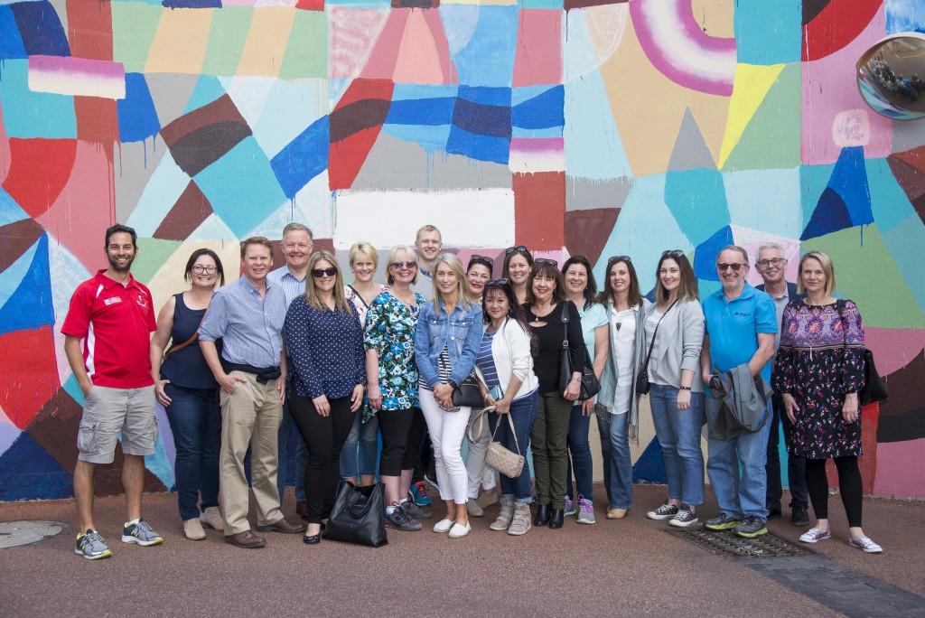 2a.Magellan Members - Perth Walking Tour