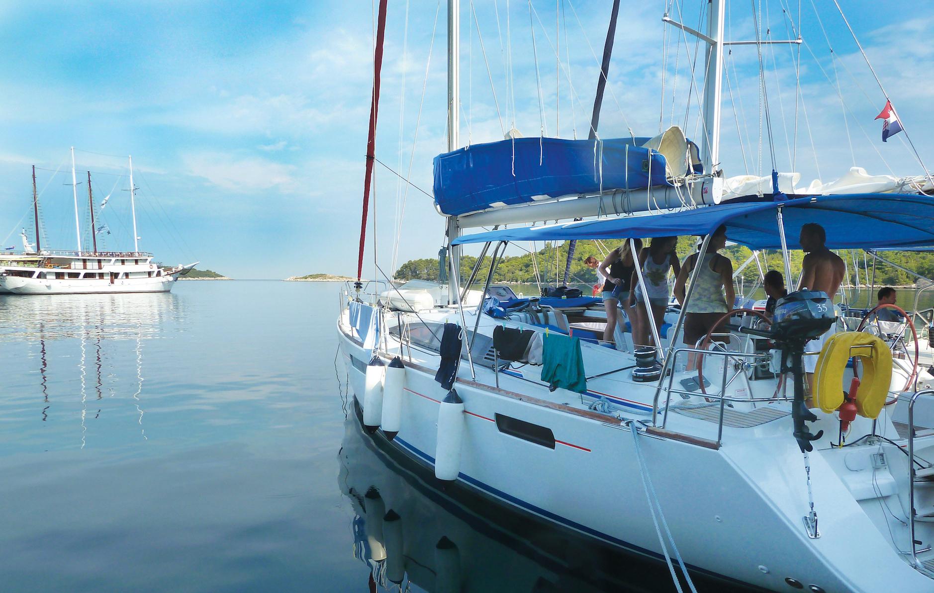Croatia sailing_Intrepid