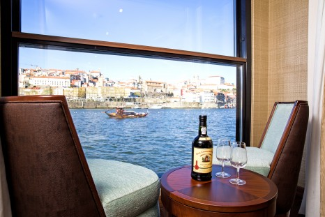 Douro Elegance onboard in Portugal
