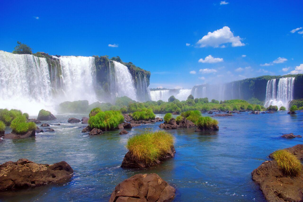 EvergreenTours_Iguazu Falls Brazil