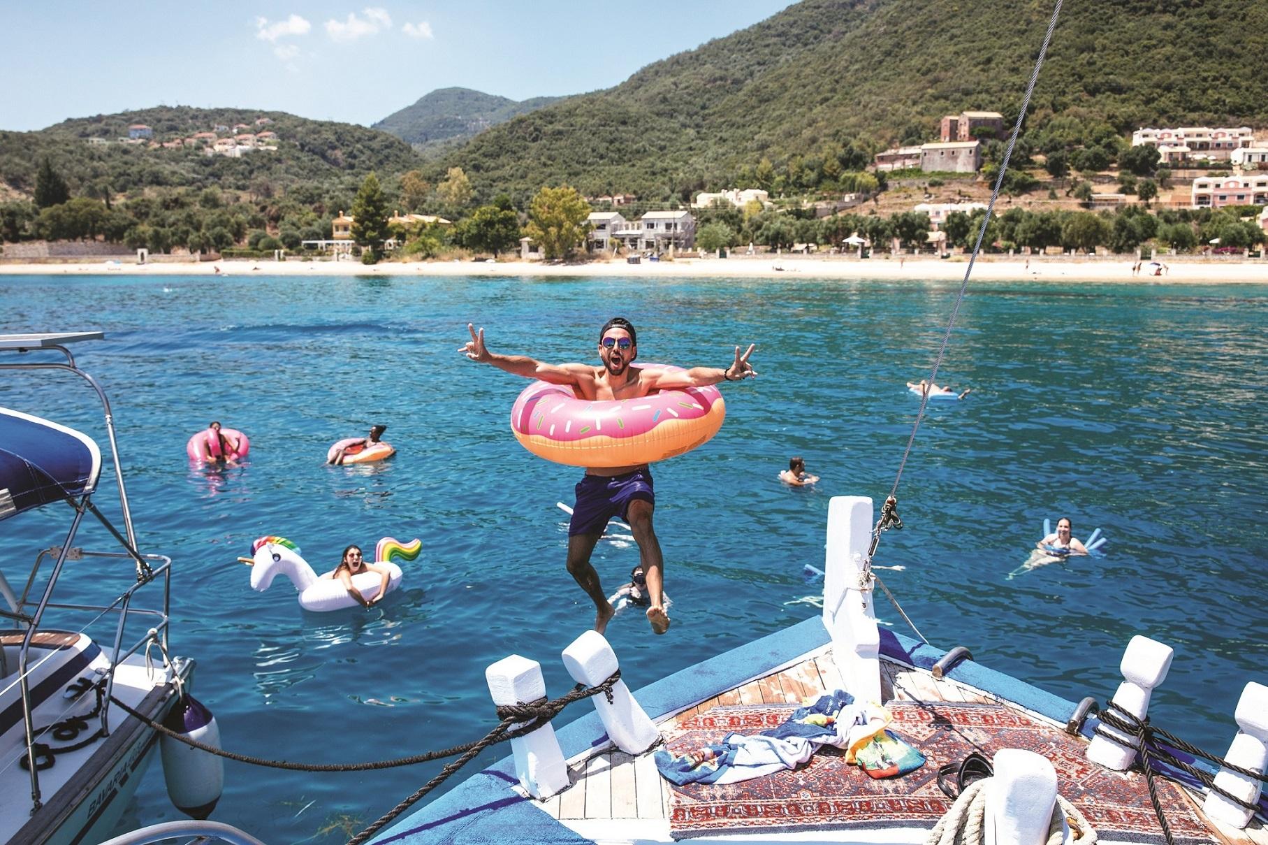 Greek Islands Contiki