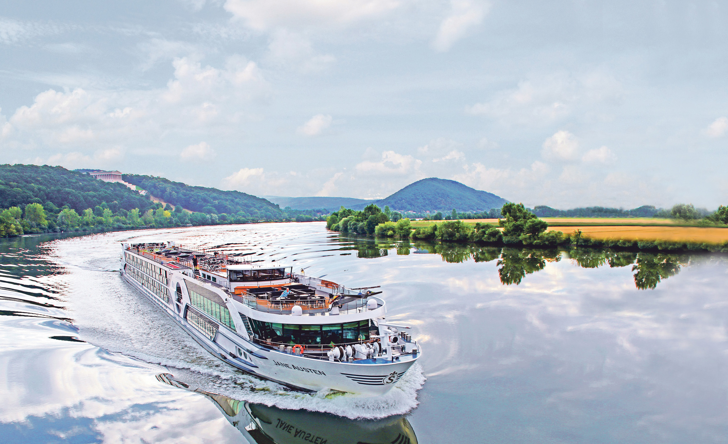 Jane Austen on the Danube