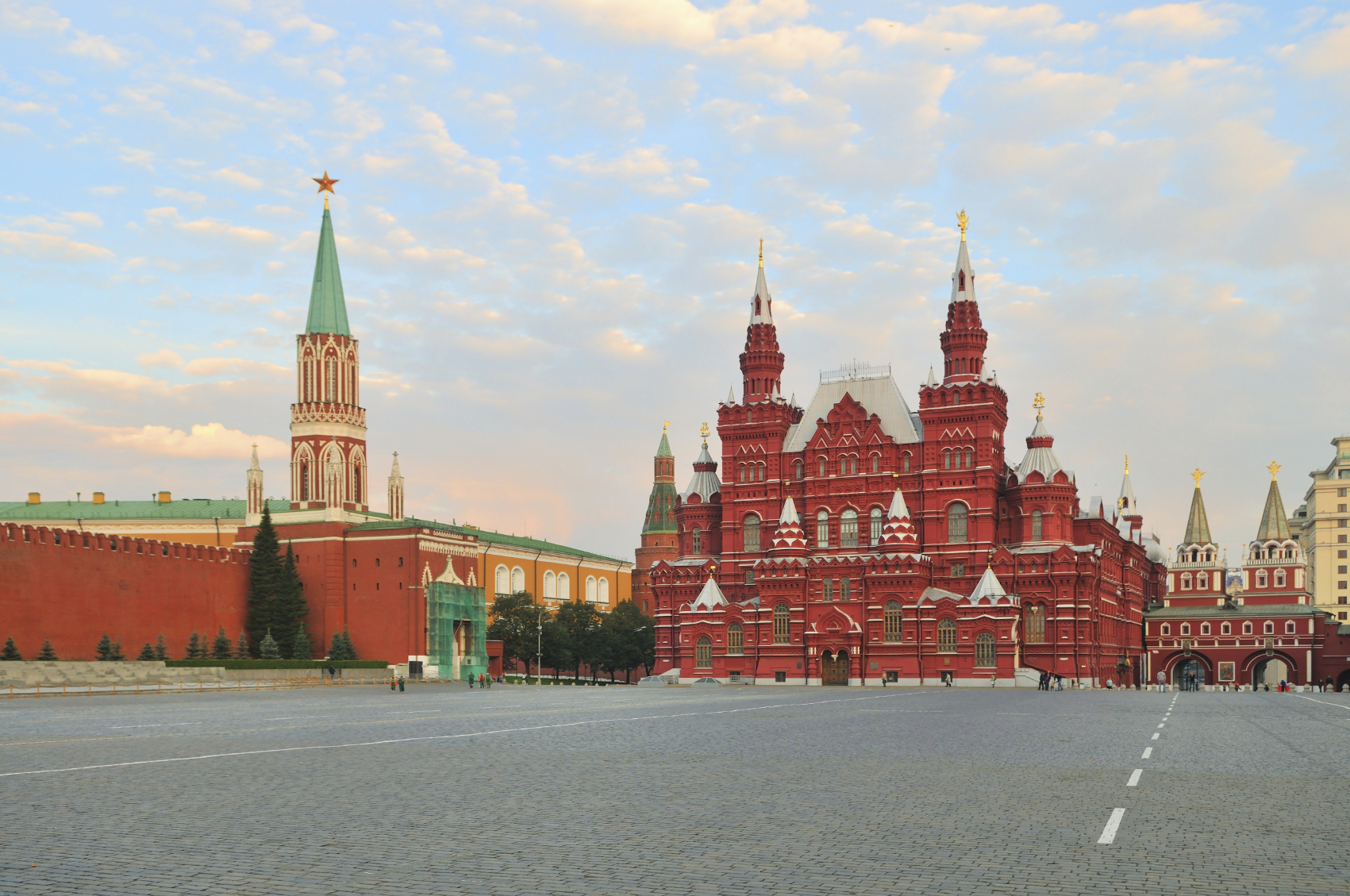Red Square - Moscow - Russia