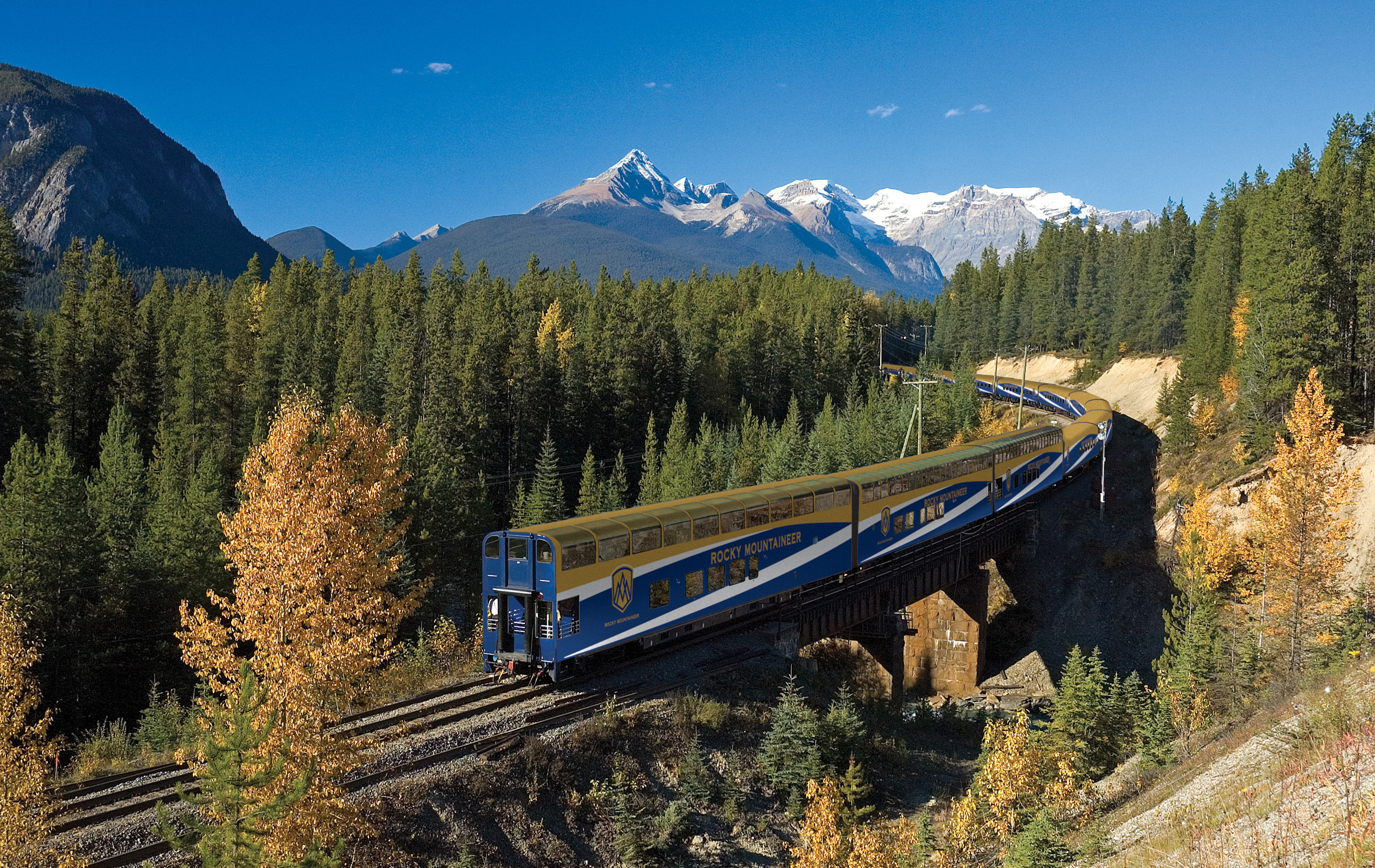 Rocky Mountaineer scenic image 2