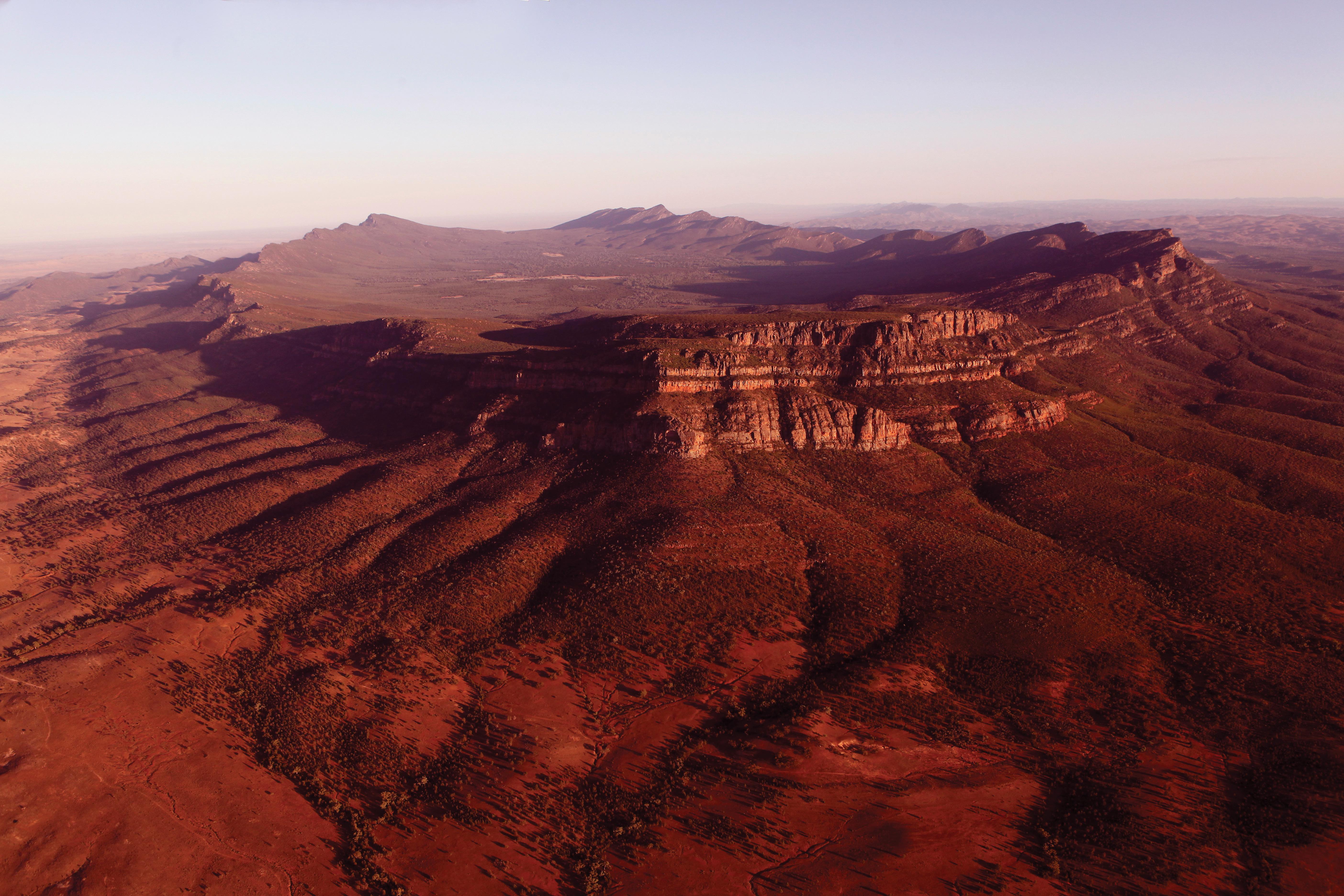 South Australia wilpena-pound-ikara-safari-camp