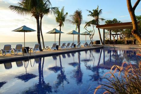 The Anvaya Beach Front Pool
