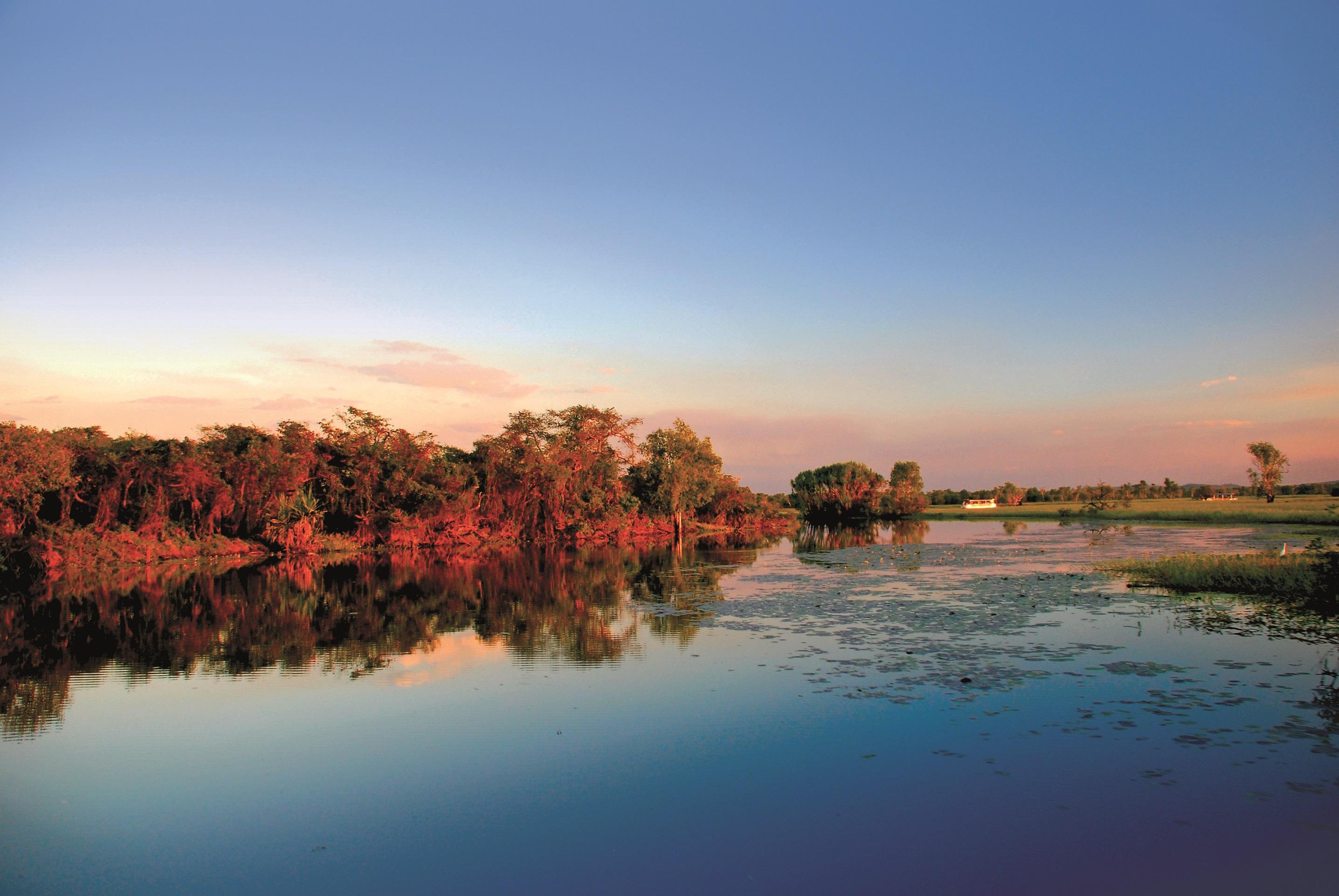 Yellow Water Sunset Cruise Kakadu NP (24).jpg