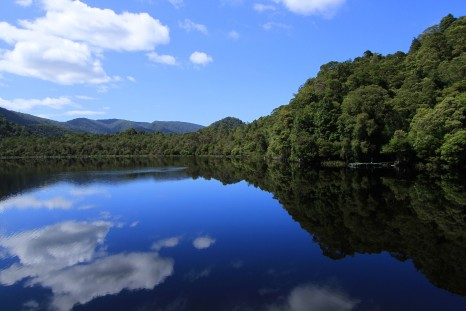 Gordon River (UNESCO World Heritage Site), Strahan, Tasmania, Australia